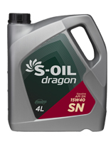 S-OIL dragon SN